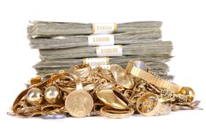 monetizzare oro usato